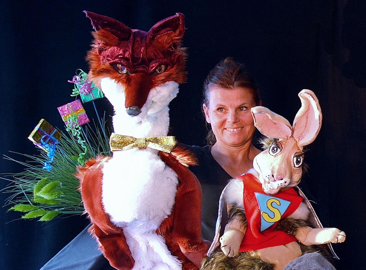 Theater Kwadraat - Sinterklaasvoorstelling